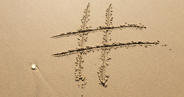 hashtags to boost your social media following